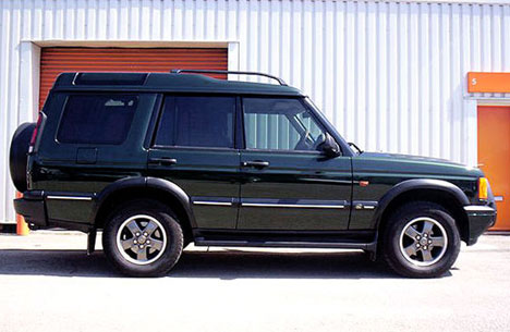 Фото Land Rover Discovery I