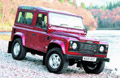 Jeep Wrangler, Land Rover Defender